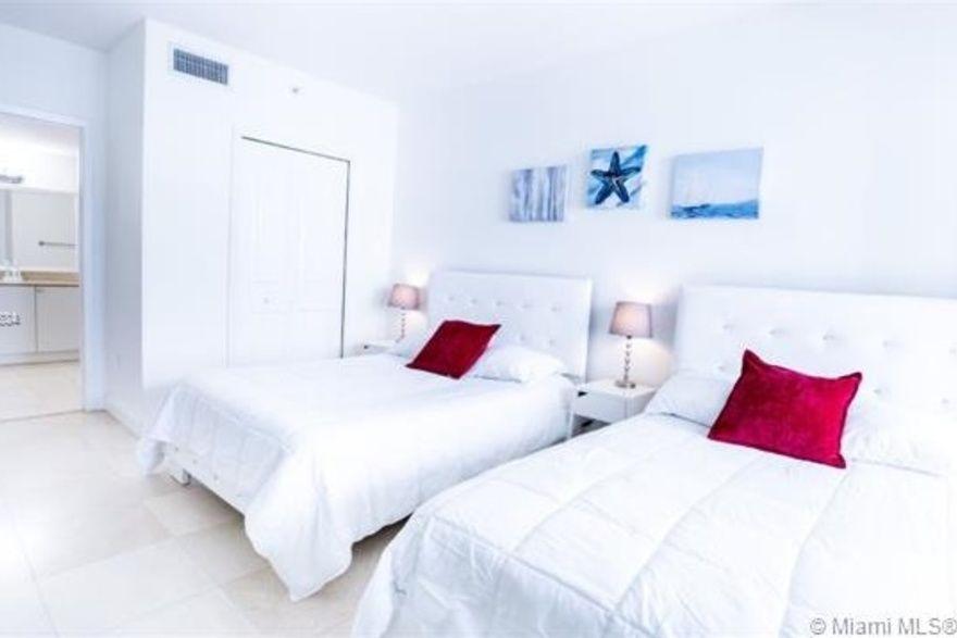 Sail At Brickell Unit 2708 2 Bedroom Condo For Sale 1090