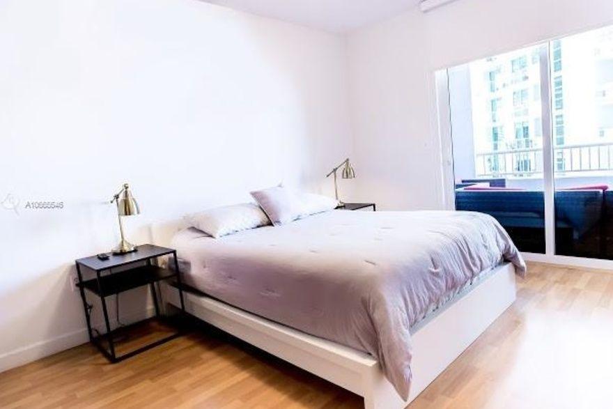 Sail At Brickell Unit 1603 1 Bedroom Condo For Rent 630 Sqft